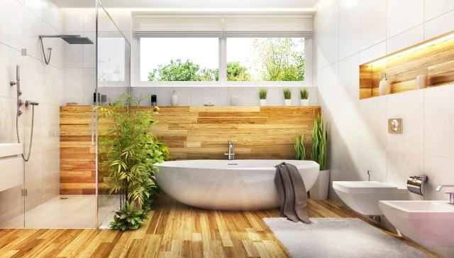 7 trendsettende badkamerideeën met dank aan Instagram
