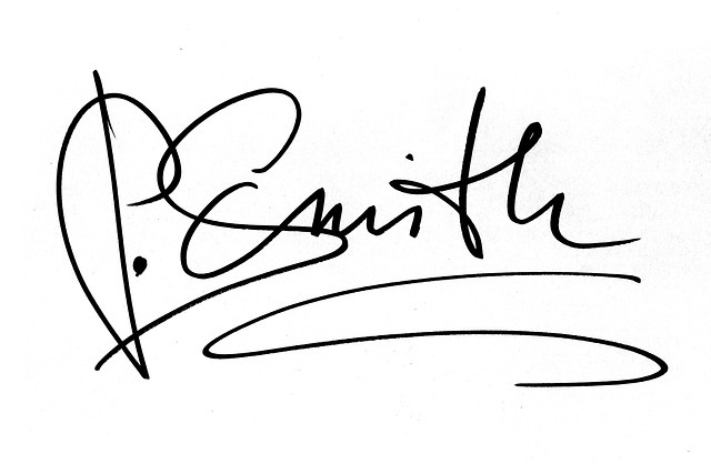 Waarom je maar beter de handtekening van je (ver)huurder controleert…