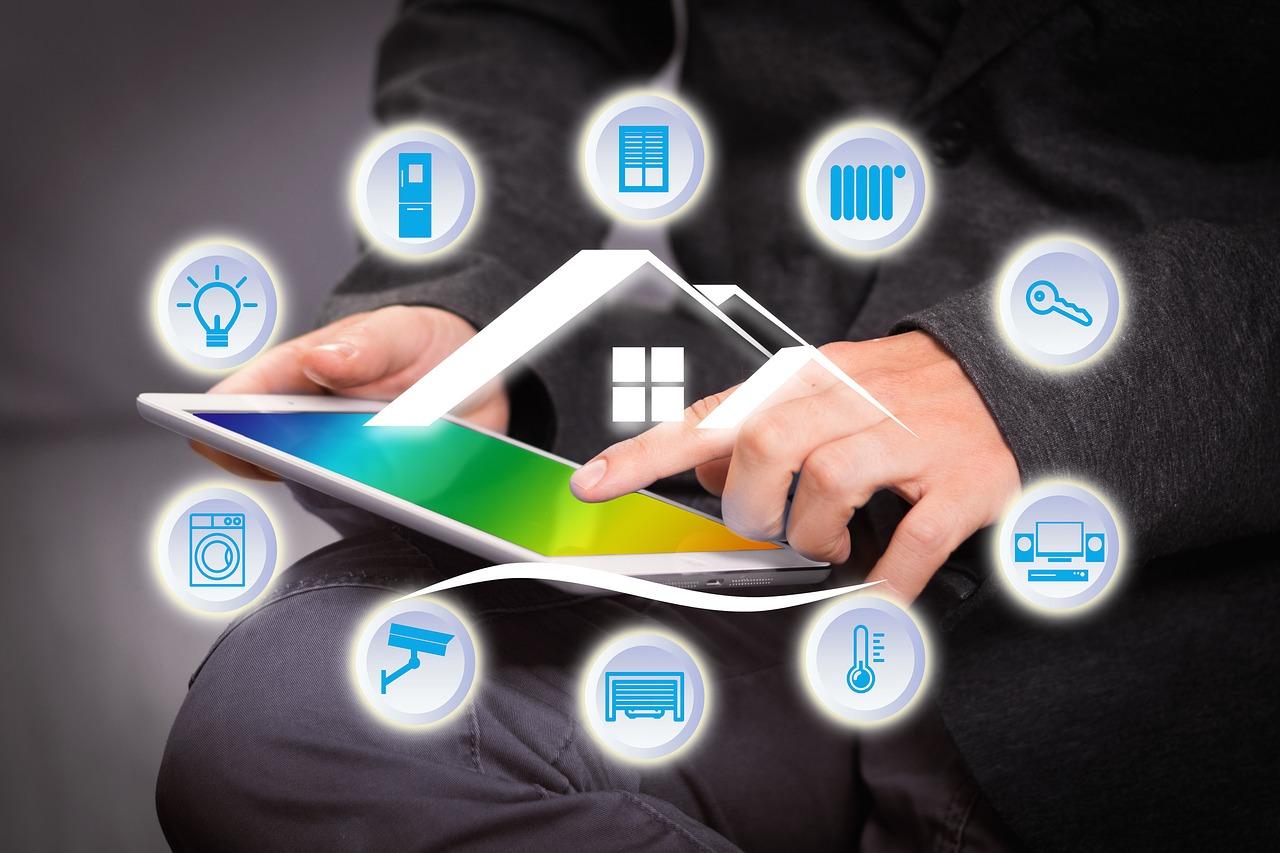 Smarthome maakt je huis slimmer!