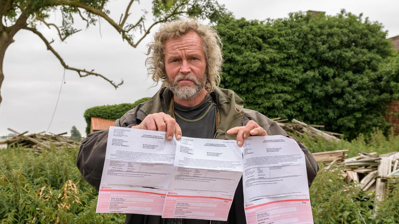 On lui réclame 4.000 € pour des biens qu'il n'a plus depuis 26 ans !