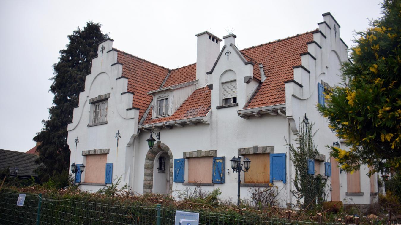 Waarom dit huis door Brusselse jongeren geviseerd wordt