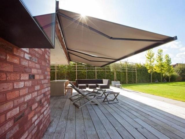 Maximaal genieten van je terras: voor elk seizoen een oplossing