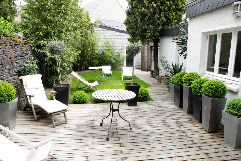 Top 7 des matériaux pour votre terrasse