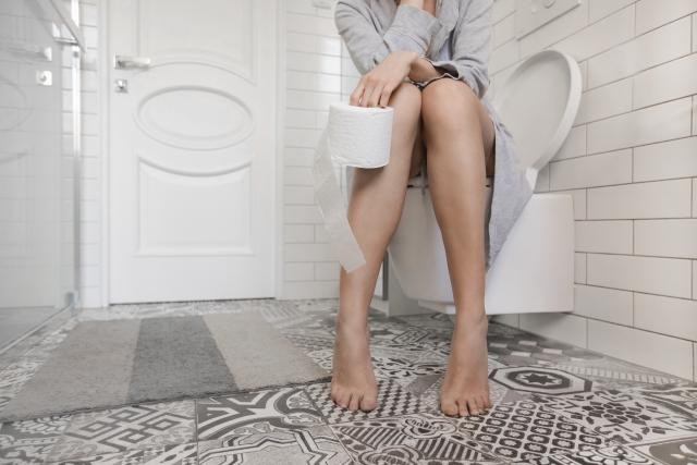 """Mila knipoogt: """"Waarom het toilet de belangrijkste kamer is!"""""""