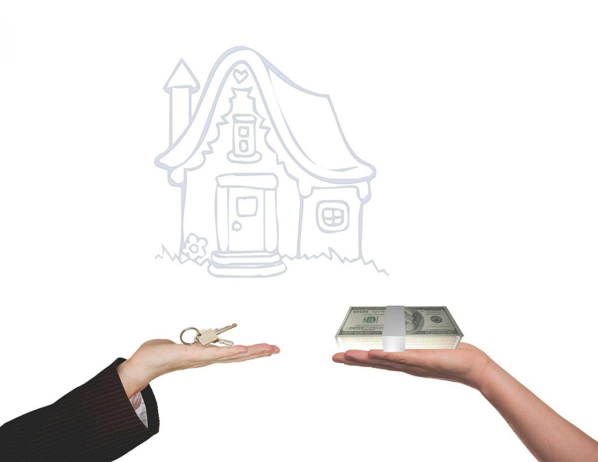 Kan je een huis kopen 'kosten in'?
