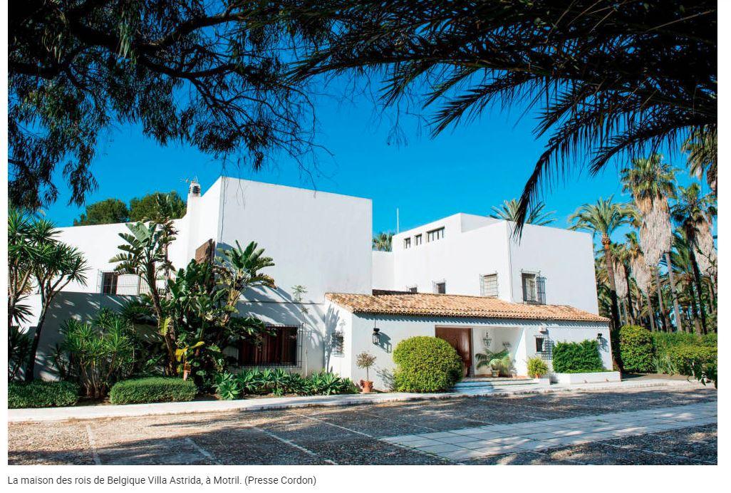 Wordt de villa van Koning Boudewijn een hotel?