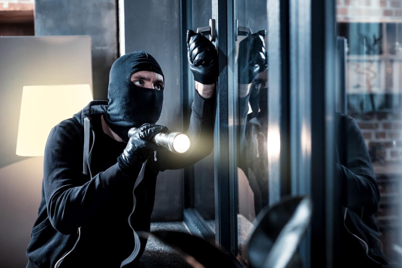 Opgepast: het hoogseizoen voor inbrekers staat voor de deur