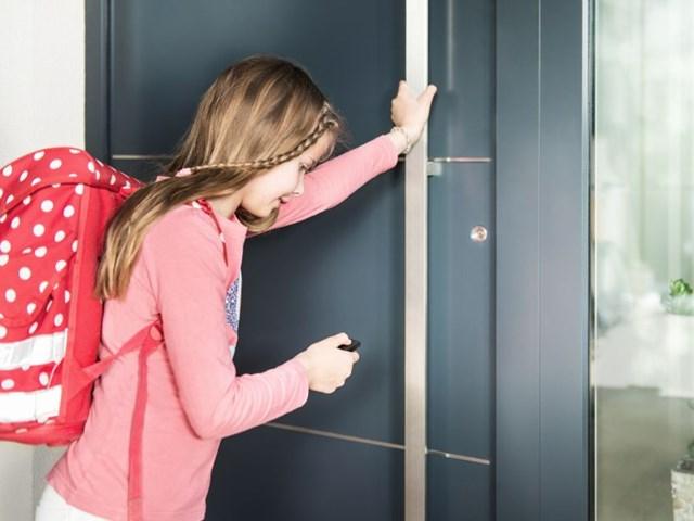 5 alternatieve manieren om je voordeur te openen