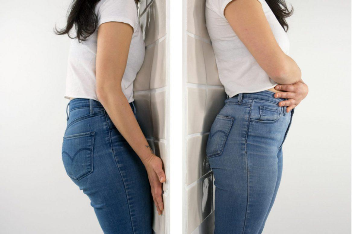 Menstruatiepijn verlichten met… een warme muur!