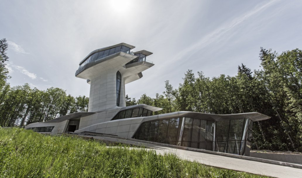 Bijzonder: huis van $ 74 miljoen is net een ruimteschip