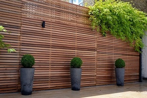 Privacy in je tuin... in één dag tijd