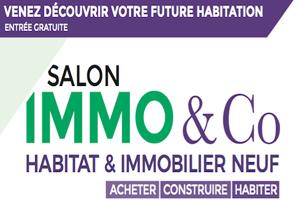 Salon Immo & Co: habitat & immobilier neuf