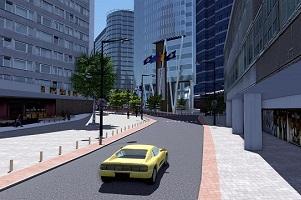 Immeractive: la ville en 3D