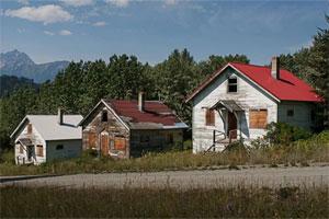 Des investisseurs chinois achètent une ville fantôme au Canada.