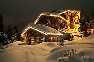 Les 5 chalets les plus chers des Alpes
