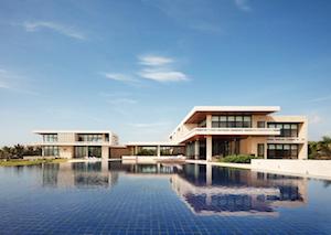 6 maisons de plage exclusives