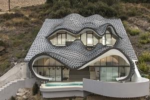 5 van de meest originele daken ter wereld