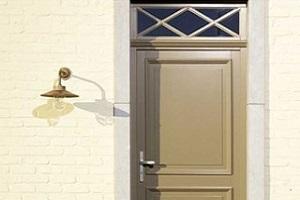 Que coûte une porte d'entrée?