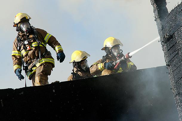 Wie draait op voor schade door brand in een huurhuis?