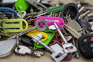 Wat als de huurder een sleutel kwijt is?