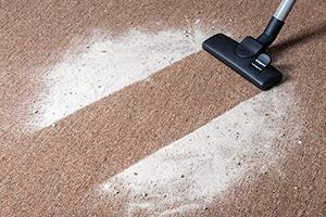 Voici comment nettoyer un tapis!