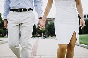 Hoe kan je je inkopen in het huis van je partner?
