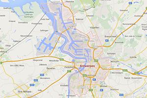 Wijken in Antwerpen - deel 1