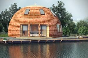 5 maisons rondes que vous aimeriez posséder