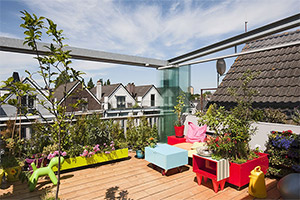 Des architectes transforment votre grenier en paradis urbain !