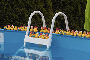Veilig zwemmen in de tuin: zo pak je het aan!