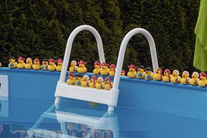 Voici comment nager en toute sécurité dans votre jardin