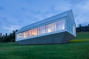 5 'zwevende' huizen die iedereen zou willen hebben
