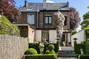 4 maisons de maître étonnantes à vendre sur Immovlan.be