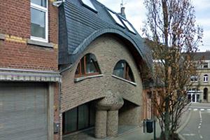 10 laides maisons en Belgique