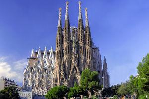 Voici à quoi ressemblera la Sagrada Familia à terme, en 2026