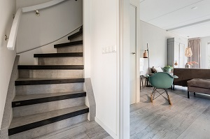 De 4 voordelen van traprenovatie