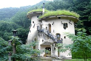 5 maisons de contes de fées fabuleuses