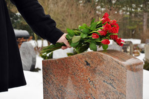 Who inherits a house if one partner dies?