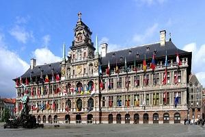 Stadswandeling: Antwerpen van Noord naar Zuid
