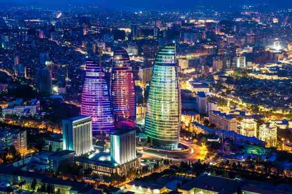 Baku Flame Tower