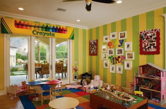 Immovlan - idée chambre d'enfant en couleur