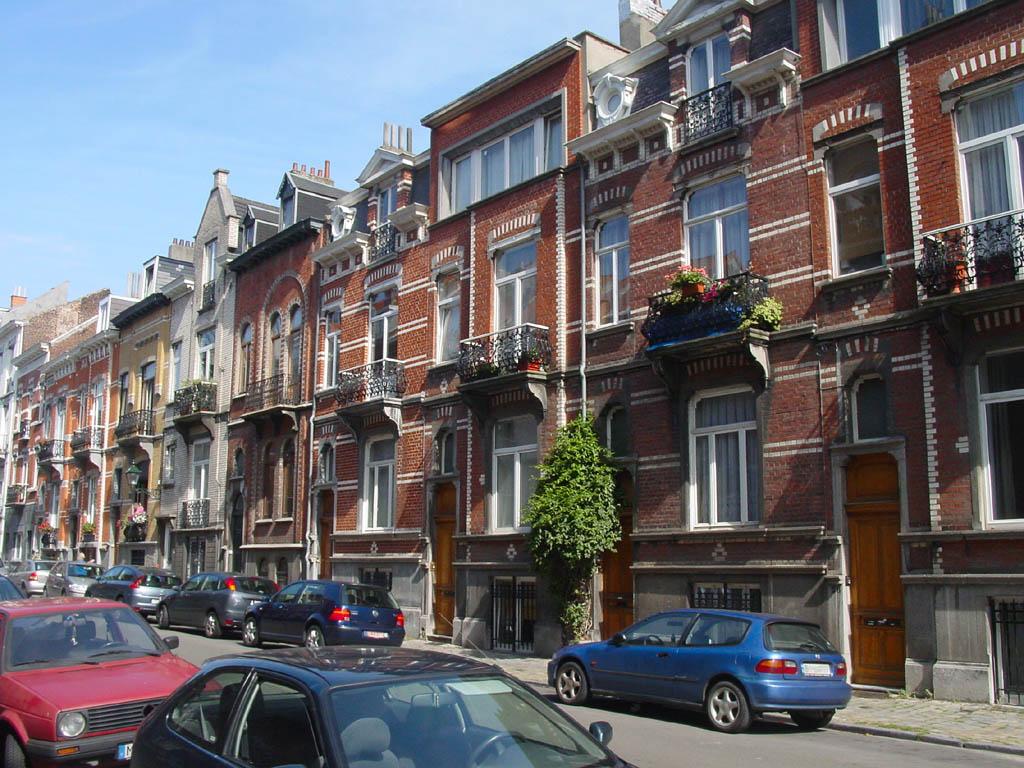 Brusselse gemeente Etterbeek