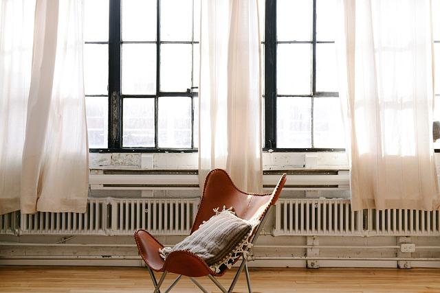 gordijnen die op maat gemaakt zijn kunnen meestal niet zo maar worden gebruikt in een ander huis of appartement een huurder die je huis verlaat en