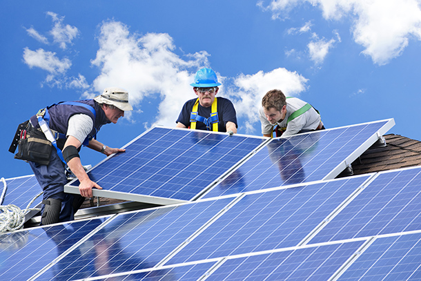 conseils pouvez vous faire poser des panneaux solaires sur le toit d 39 un immeuble. Black Bedroom Furniture Sets. Home Design Ideas