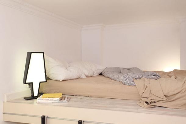 дизайн спальни в комнате