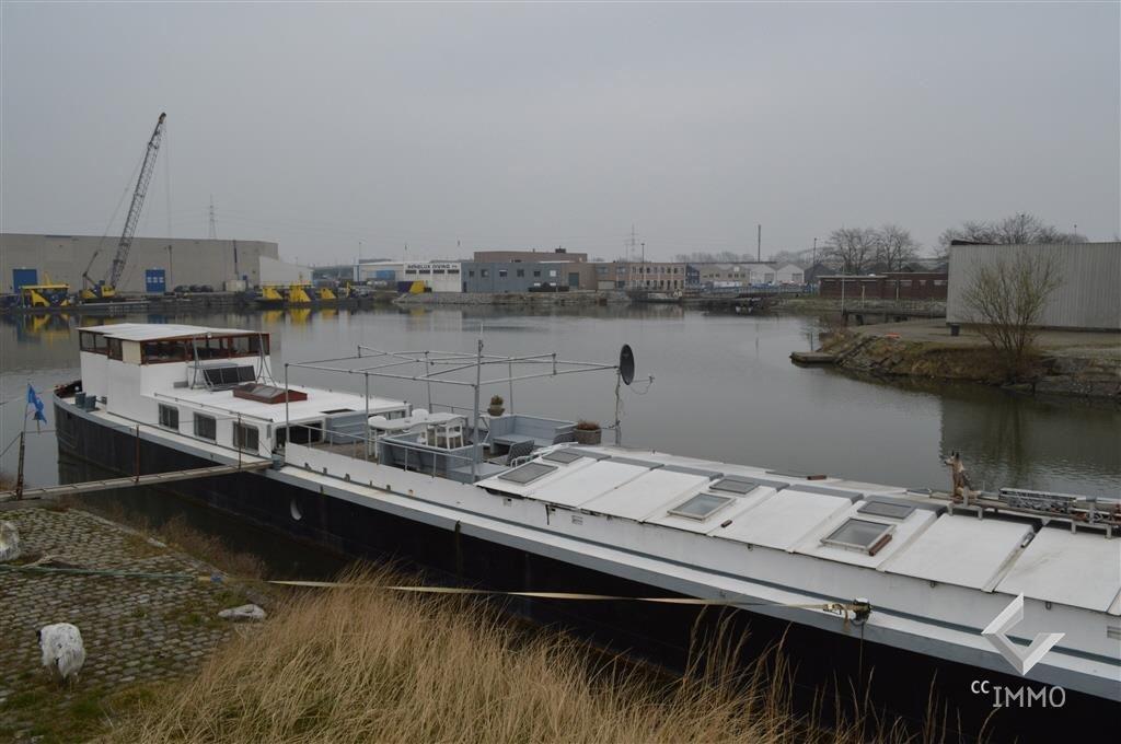 Péniche navigante Anvers