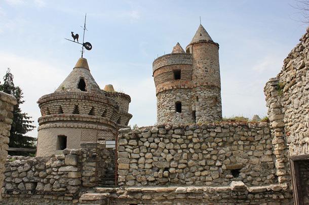 Tarodi Var Castle, Sopron