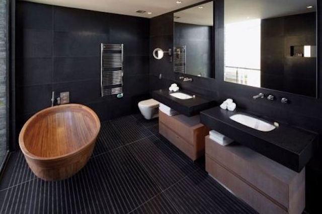 Ideas Industriele Keuken : 5 prachtige zwarte interieurs
