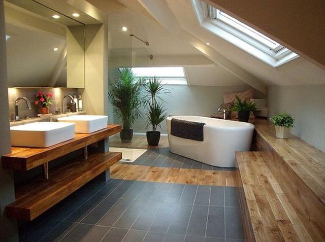 Stunning Badkamer Op Zolder Maken Ideas - New Home Design 2018 ...