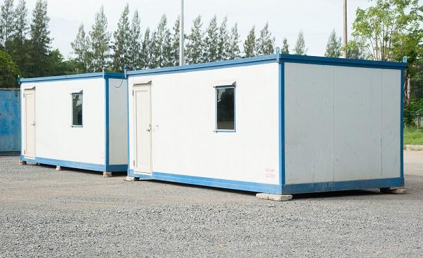 Immo nieuws ik zoek een tijdelijke woonst for Maison container belgique